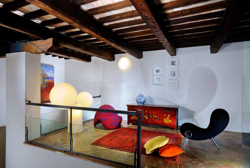 fotografia d'interni e servizio fotografico d'interni, salotto arredo design