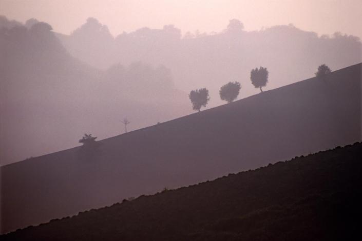 fotografia e paesaggi, monte dei rossi