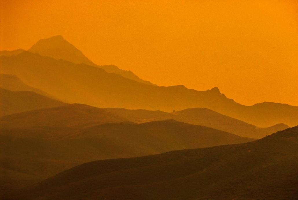 fotografia e paesaggi, corsica montagne
