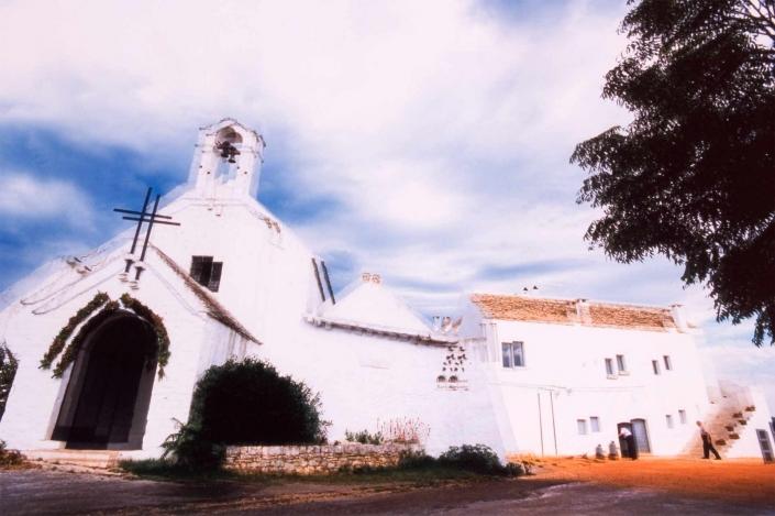 fotografia e paesaggi, chiesa puglia