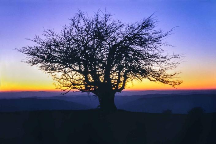 fotografia e paesaggi, monte pretano