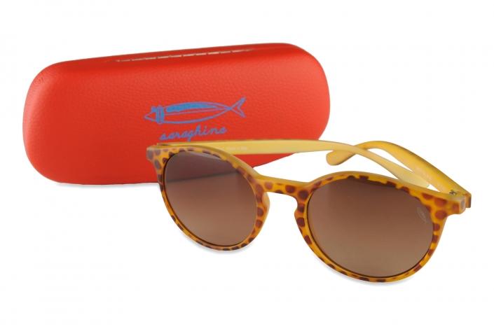 fotografia per e-commerce, occhiali montatura leopardata