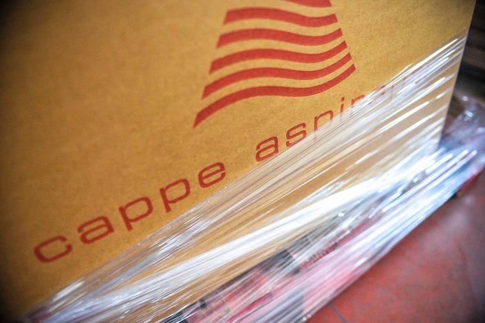 fotografia corporate e fotografia aziendale, imballaggio scatoloni