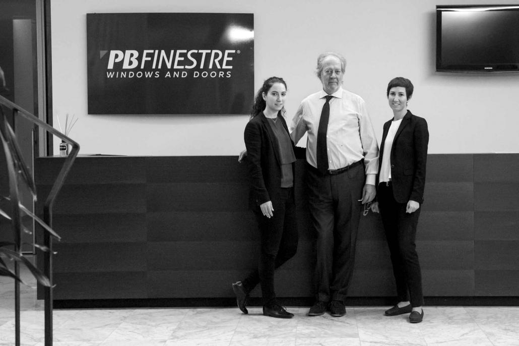 fotografia corporate e fotografia aziendale, socia dell'azienda