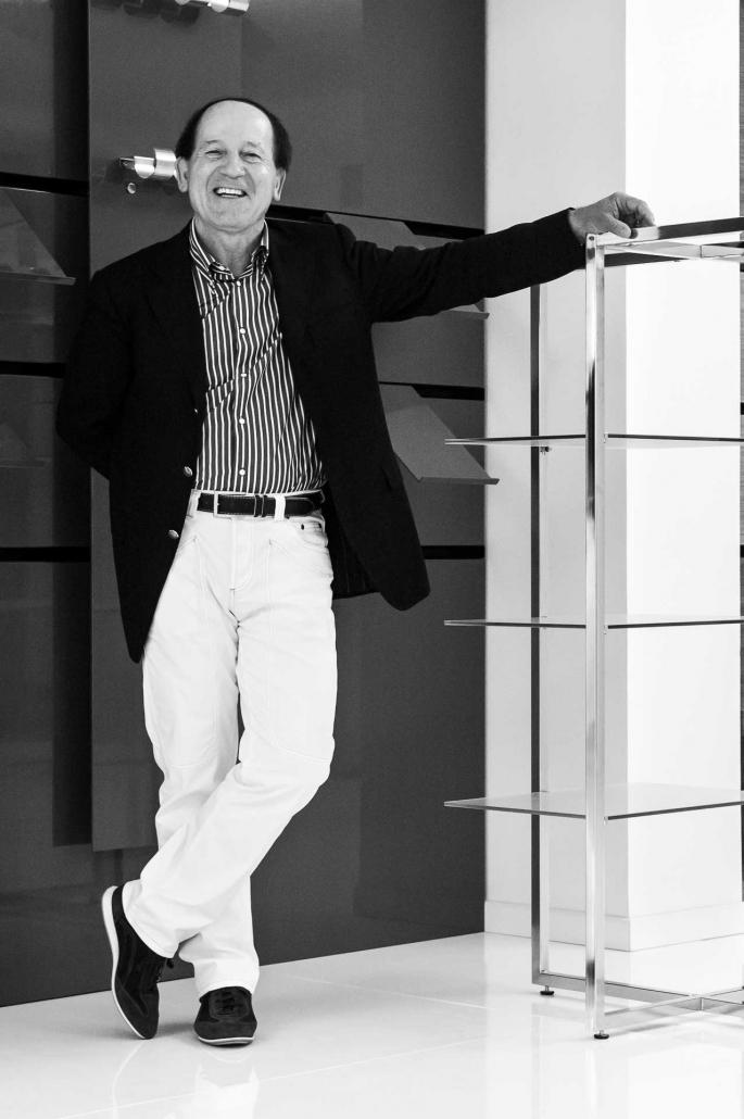 fotografia corporate e fotografia aziendale, uomo che sorride