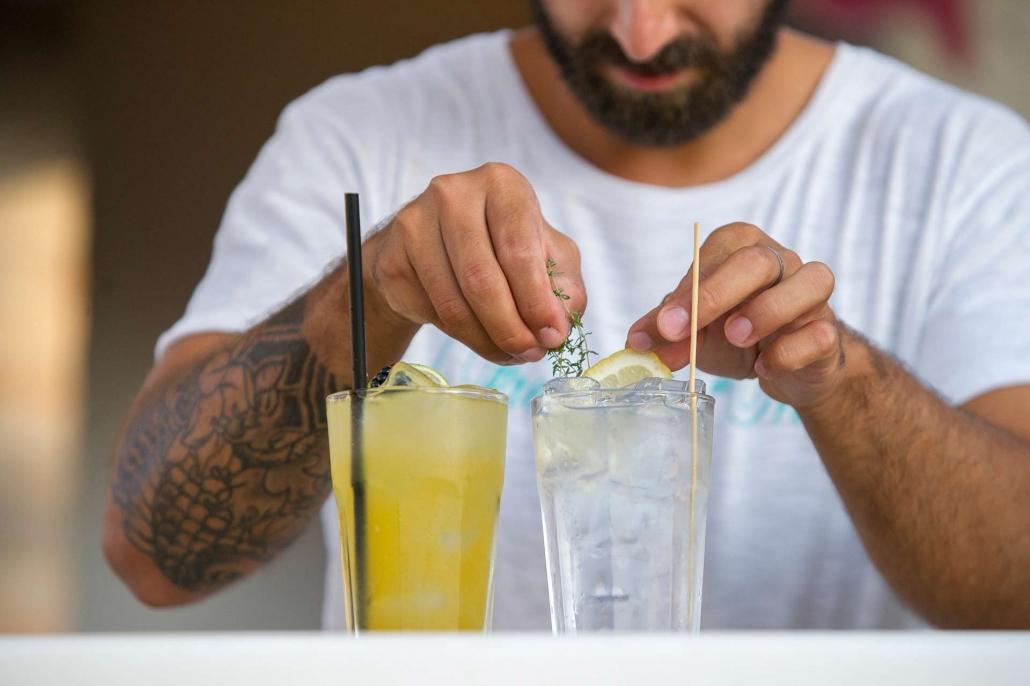 fotografo eventi, cocktail barista