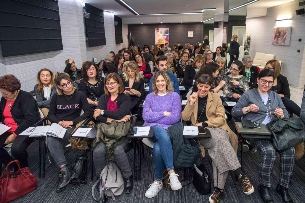 fotografo eventi, pubblico conferenza