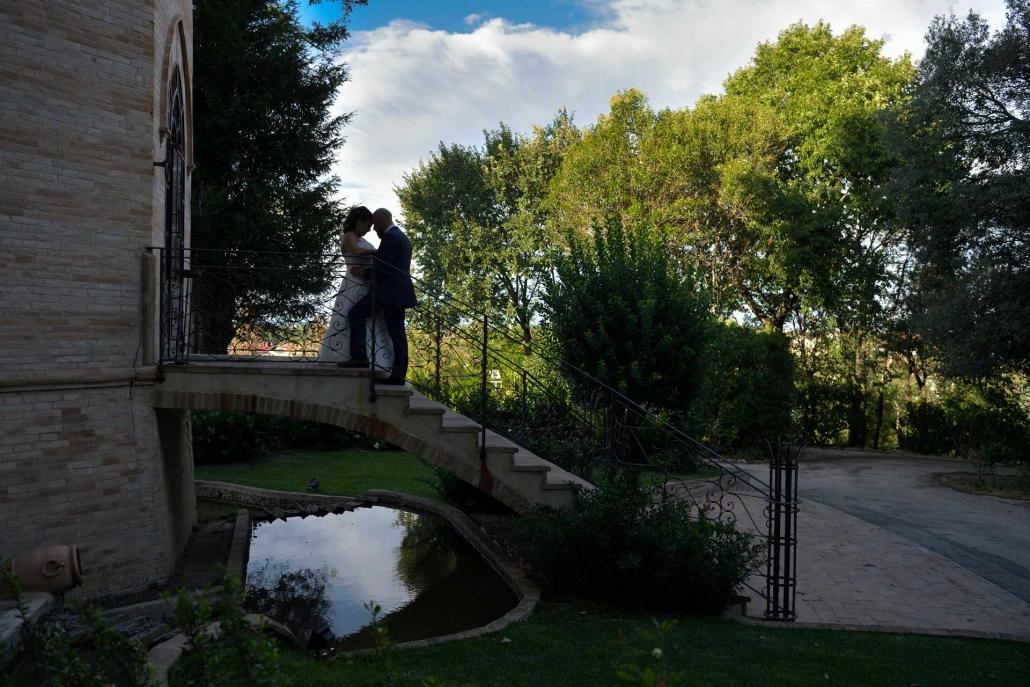matrimonio Castello di Monte Giove, foto al castello