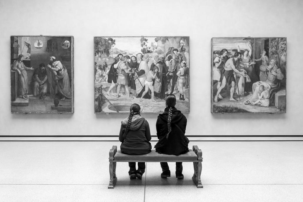 Berlino, Alte Nationalgalerie