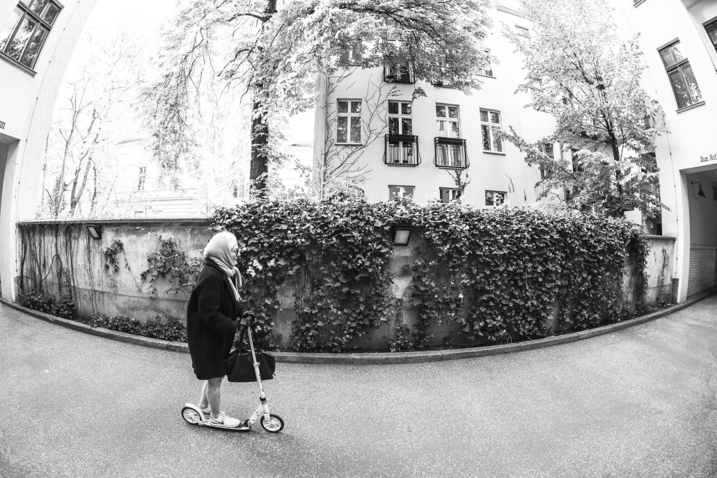 Berlino, street photography