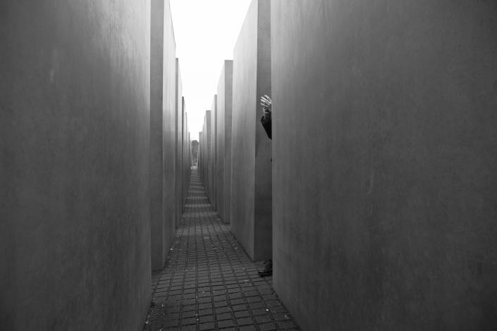 Berlino, Memoriale della Shoah
