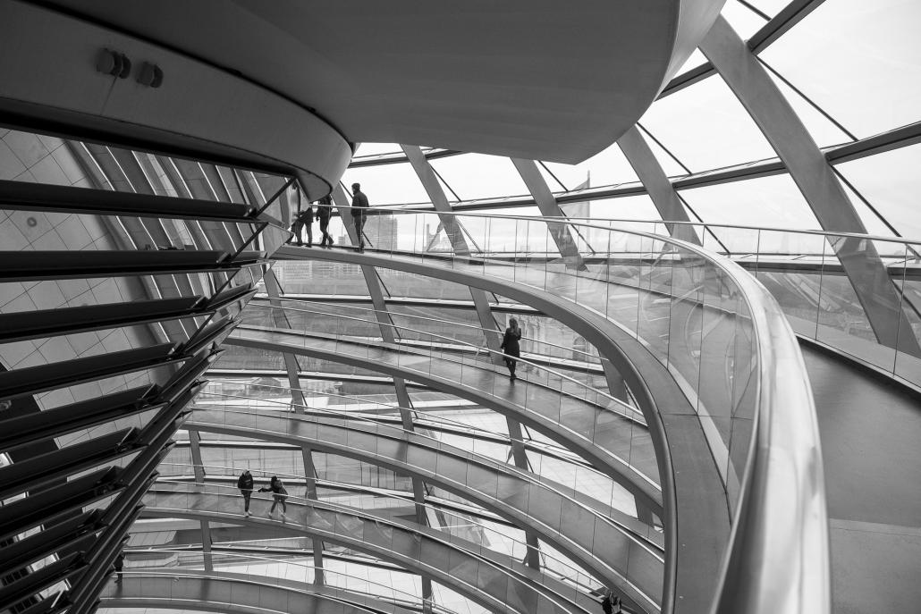 Berlino, Palazzo del Reichstag