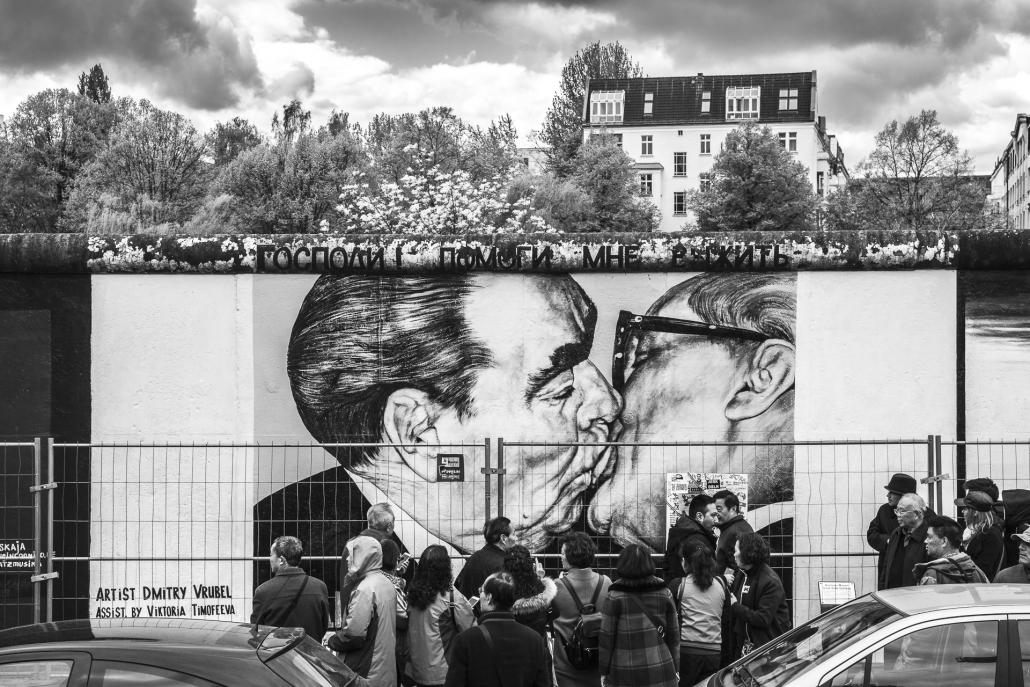 Berlino, East Side Gallery