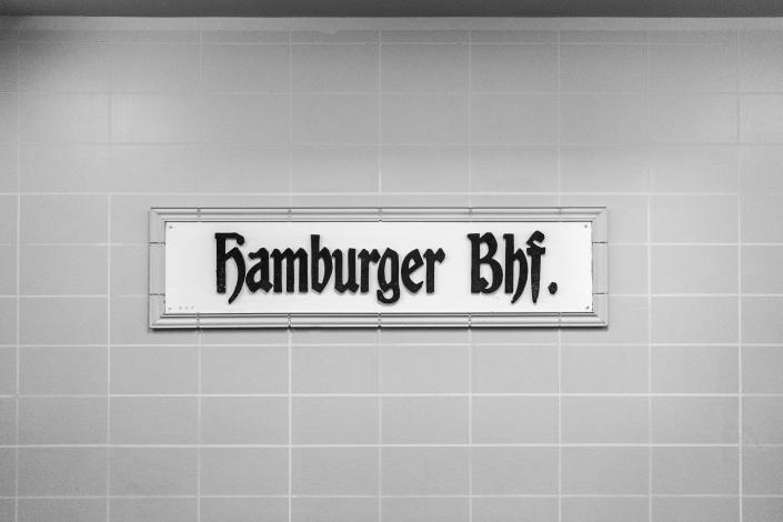 Berlino, hamburger bahnhof art gallery
