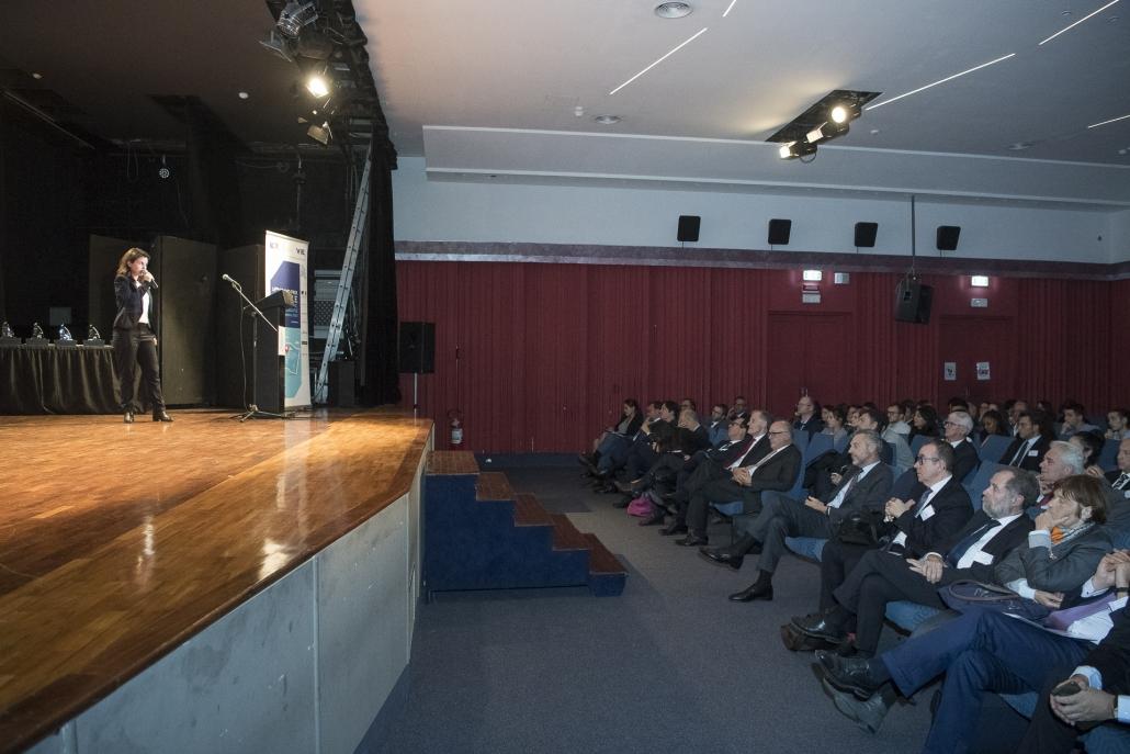 14° Grand Prix V.I.E., conferenza
