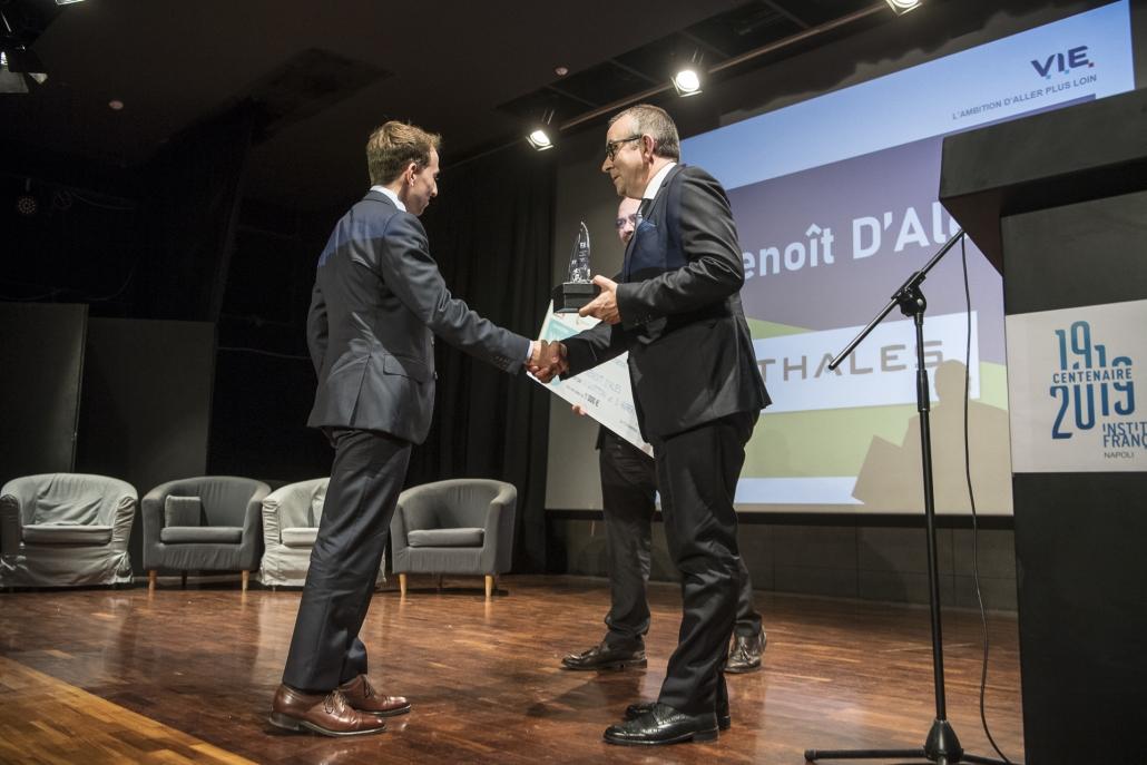 14° Grand Prix V.I.E, cerimonia di premiazione