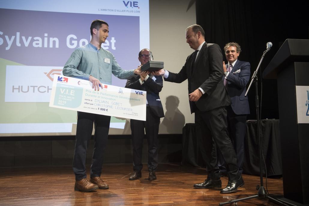 14° Grand Prix V.I.E., cerimonia di premiazione