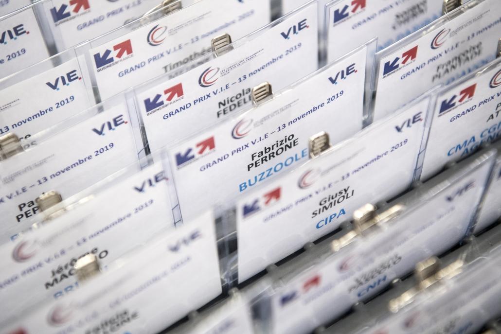 14° Grand Prix V.I.E., pass nominativi