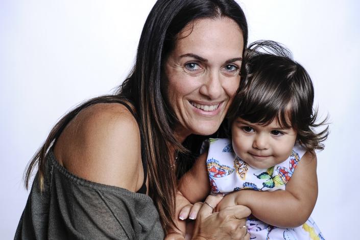 fotografo famiglia, mamma con bambina