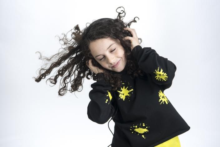 People Italian Concept, abbigliamento bambino casual
