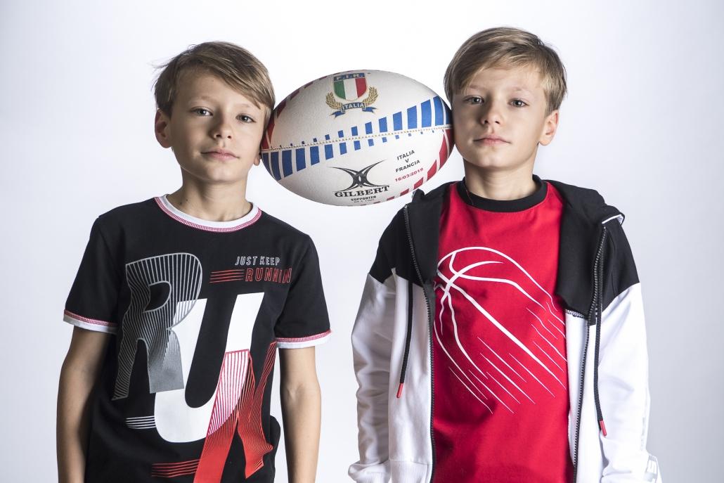 People Italian Concept, tuta da ginnastica bambino