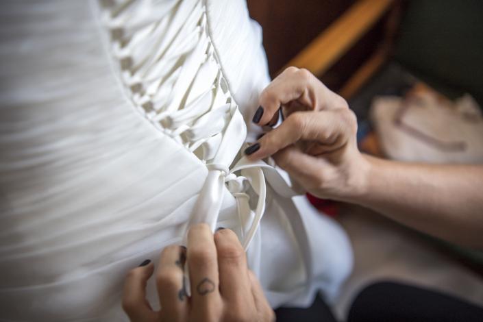 fotografo matrimonio italia, preparativi sposa